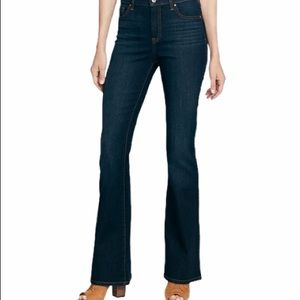 Jessica Simpson adored high rise flare jeans sz 28